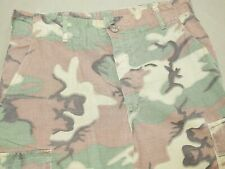 New listing Us Army Vietnam Special Forces Navy Seal Erdl Camo Jungle Pants Exc Vtg Trousers