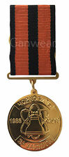 Post Soviet Ukraine Chernobyl Liquidator Disaster Anniversary Medal Pin Badge