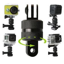 360° Rotating Swivel Arm Metal Mount Adapter Pivot Arm For Gopro 5 4 3 2 Camera