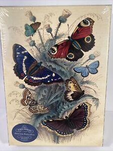 John Derian Paper Goods: Dancing Butterflies 750-Piece Jigsaw Artisan Puzzle NEW