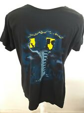 The Simpsons Tree House of Horrors Halloween T Shirt Size Medium 100% Cotton