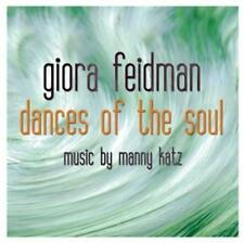 Feidman,Giora Ensemble - Dances Of The Soul - CD //2