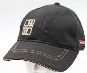 Hyster Wajax Equipment Forklift Company Hat Cap Adjustable Strap 100% Cotton