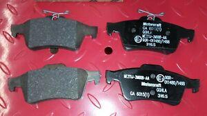 Ford Transit Connect 2009 Genuine Rear Brake Pad Caliper Kit 1763677 Motorcraft