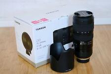 Tamron sp 70 - 200 mm f 2.8 di VC usd g2 Nikon, 12 meses de edad, factura-Top