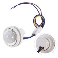1~40W Automatico Interruttore luce sensore a infrarossi a LED da parete