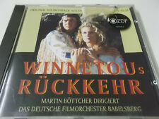 42913 - WINNETOUS RÜCKKEHR - 1997 POLYDOR SOUNDTRACK CD ALBUM (MARTIN BÖTTCHER)