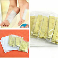 10 × Detox Foot Patch Pads Feet adhesive sheets Remove Toxins to W7Q9 Body K0A7