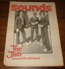 Sounds Weekly Magazines in English