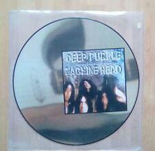 DEEP PURPLE   Vinyl LP Picture Disc - Machine Head, EX