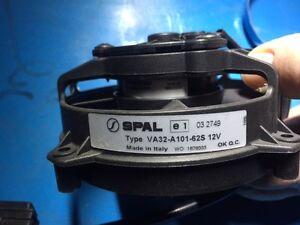 Spal 4 Inch, 12 V Fan