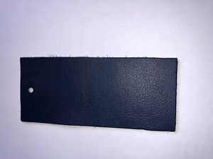 Italian Full Whole Leather Cow Hide Colour Model Royal Blue 2013