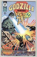 Godzilla Versus Hero Zero #1 July 1995 VF