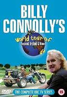 Billy Connolly's World Tour of England, Ireland and Wales - DVD Region 2 Free Sh