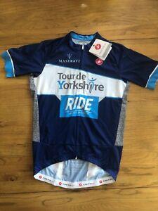 Castelli Cycling Jersey Tour de Yorkshire