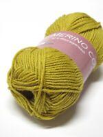 50g MERINO COTTON HJERTE Extra Soft Extrafine Superwash Wolle Baumwolle Baby 847