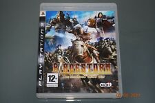 Bladestorm The Hundred Years' War PS3 Playstation 3 **FREE UK POSTAGE**