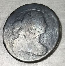 1807 Large Cent Us Coins, Draped Bust