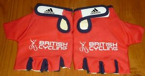 ADIDAS BRITISH CYCLING TRACK MITTS BRAND NEW IN BAG SIZE X-SMALL