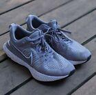 Nike Mens React Infinity Run Flyknit 2 CT2357-001 Gray Running Shoes Size 12