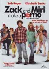 Zack and Miri Make a Porno NEW DVD