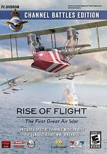 Rise of Flight: Channel Battles Edition PC DVD *NEW*