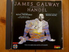 James Galway conducts Handel THE CHAMBER ORCHESTRA OF EUROPE / RED SEAL CD JAPAN