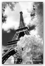 TRAVEL POSTER Parc du Champ de Mars Paris