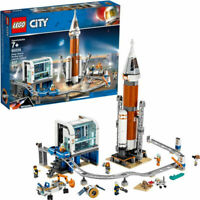 LEGO City 60228 Deep Space Rocket and Launch Control NIB Sealed New 🔥