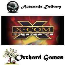 XCOM X-COM: Interceptor : PC :  Steam Digital Download : Automatic Delivery