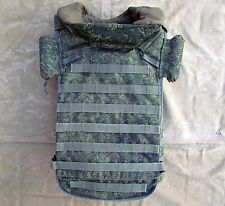 Original Russian army bulletproof vest 6B45 hard Case molle. USED! Size 2.