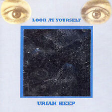 Look at Yourself [Deluxe Edition] by Uriah Heep (CD, Apr-2010, Sanctuary (USA))