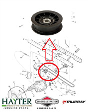 Genuine HAYTER HERITAGE 13/30 1330 TRASMISSIONE TENDICATENA PULEGGIA 690409MA 563 - # X