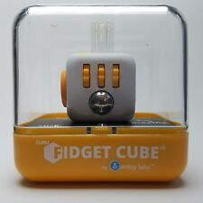 Zuru Original Fidget Cube By Antsy Labs - White Orange NEW SEALED IN BOX