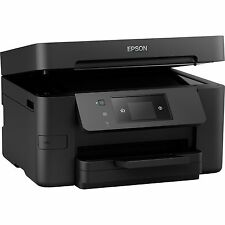 Epson WorkForce Pro WF-3720DWF, Multifunktionsdrucker, schwarz
