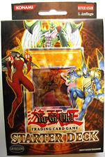 Yu-Gi-Oh! - TRADING CARD GAME - STARTER DECK - 1. Auflage - Deutsch - OVP - NEU