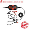6V/12V Battery Trickle Charger Automatic Maintainer RV Car Motorcycle Boat ATV