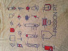 Passion Pit Concert Tour Band T Shirt. Size XL