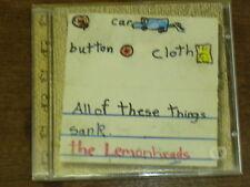 THE LEMONHEADS Car button cloth CD