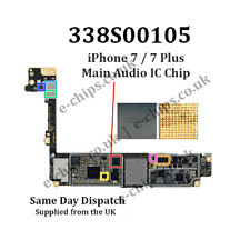 1 x 338S00105 - iPhone 7 / 7 Plus Main Audio IC - No Sound / No Audio faults