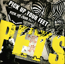 Pets - Pick Up Your Feet CD 2006 The Americans Are Coming Recordings [AAC 025]