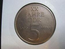 DDR 5 Mark 1969 - XX Jahre DDR - ( 380