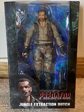 Neca Jungle Extraction Dutch 30th Anniversary Predator Action Figure