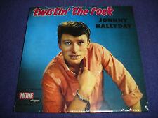 TWISTIN' THE ROCK - JOHNNY HALLYDAY - CD Réplique effet Vinyle