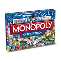 Cardiff Monopoly Board Game