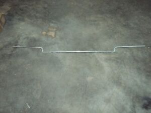 1973 FORD GALAXIE 500 TRUNK DECK LID MOLDING MOULDING TRIM