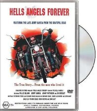 HELLS ANGELS FOREVER DVD Biker Video True Story New Sealed 85 Minutes