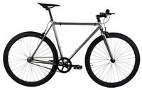 Golden Cycles Fixed Gear Single Speed Bike Bicycle Asphalt - 41 To 63 CM CHOICE