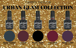 """Tammy Taylor Nails Soak off Gel color """"URBAN GLAM"""" Collection"""