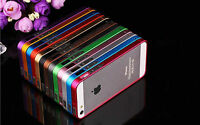 Extremely Thin Aluminum Metal Frame Bumper Cover Case For Apple iPhone 5s 5 5th